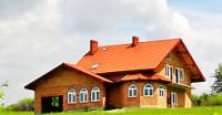 Hausbau - Dachdecker